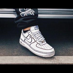 Custom Nike Air Force | Poshmark